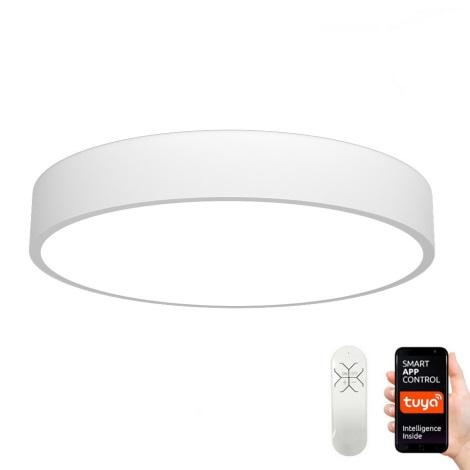 Immax NEO 07028L - Himmennettävä LED-kattovalaisin RONDATE LED/65W/230V + Kauko-ohjaus Tuya