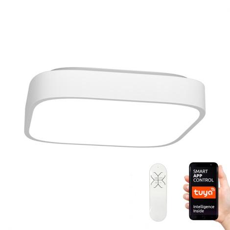 Immax NEO 07040L - Himmennettävä LED-kattovalaisin RECUADRO LED/56W/230V + Kauko-ohjaus Tuya