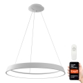 Immax NEO 07079L - Himmennettävä LED-kattokruunu narussa LIMITADO LED/39W/230V 60 cm+DO Tuya