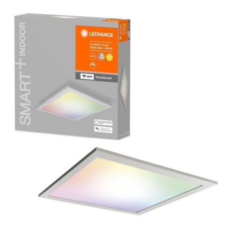 Ledvance - LED RGBW Himmennysvalo SMART+ PLANON PLUS LED/20W/230V 3000K-6500K